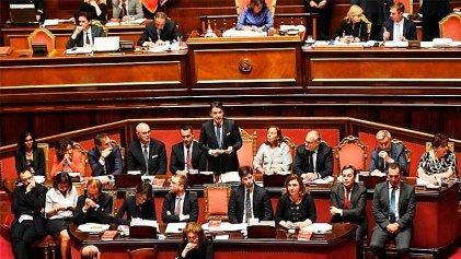 El nuevo Gobierno de Italia obtiene el voto de confianza del Senado