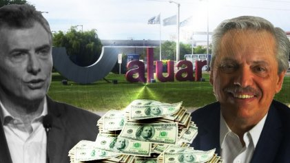 Panqueques: Aluar aportó a la campaña de Macri en 2017 y ahora a los Fernández