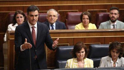 Estado Español: Una sesión parlamentaria que anticipa la campaña electoral