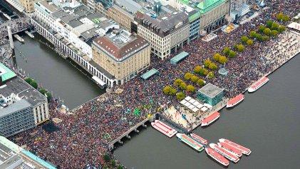 Más de 5.000 acciones de protesta en todo el mundo contra la crisis climática