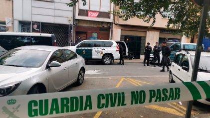 Escalada represiva y detenciones a activistas del movimiento independentista catalán