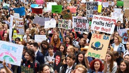#27S: convocan en Argentina a la tercera huelga global por la crisis climática