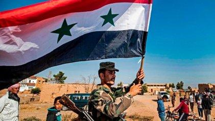 Los kurdos alcanzan un acuerdo con Al Asad para frenar el avance turco
