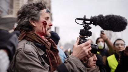 Florent Marcie: ¿podemos cambiar el mundo sin violencia?