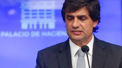 """Para Lacunza """"no hay tiempo que perder"""" para renegociar la deuda"""