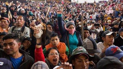 A las mujeres que luchan en América Latina y en el mundo