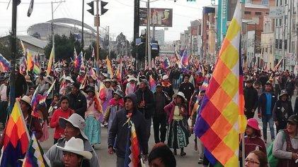 Bolivia: contra el golpe de Estado, por la autoorganización obrera, campesina, indígena y popular independiente