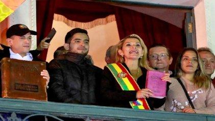 Iglesia católica, la cuarta pata del golpe de Estado en Bolivia