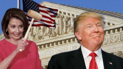 El juicio de Impeachment contra Trump entra a una nueva fase