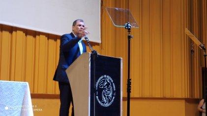 Rafael Correa en Sociales UBA: una discusión sobre el futuro de Latinoamérica