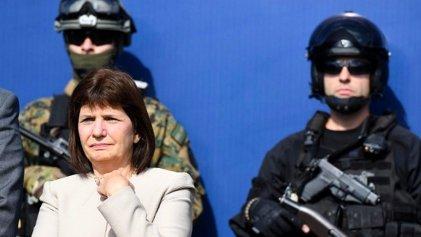 Apologista del crimen: Bullrich publicó un libro contra la familia Maldonado