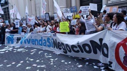 Otra vez ganan los bancos: Alberto Fernández deja en banda a los hipotecados UVA