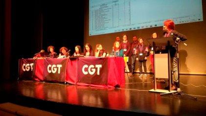 CGT Cataluña convoca huelga general para el 8 de marzo