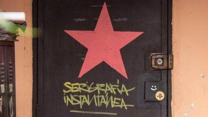 """""""Serigrafía Instantánea"""" y propaganda en la revuelta social chilena"""
