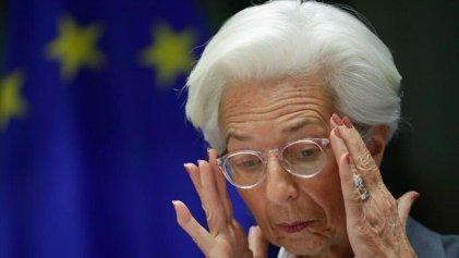 Coronavirus: Lagarde pronostica una crisis como la de 2008 si no se toman medidas urgentes