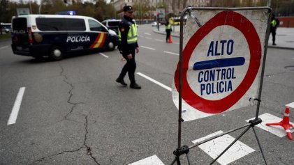No lo normalicemos: policías y militares en las calles no van a protegernos de la pandemia