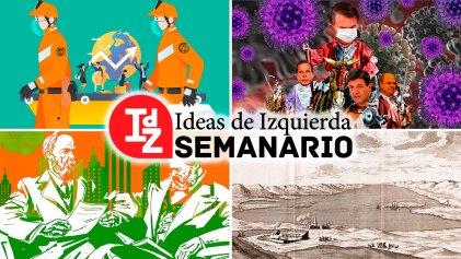 En IdZ: los miserables; la crisis del régimen brasileño; cómo librar la guerra a la depresión económica, y más