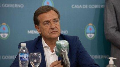 Suárez atacó a periodistas por replicar denuncias de trabajadores de la salud de Mendoza