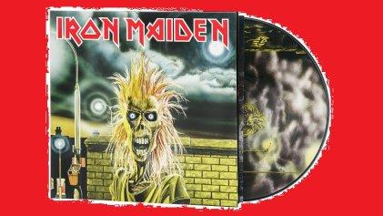 Dondequiera que estés, Iron Maiden va a atraparte: 40 años del disco debut de la banda que renovó el heavy