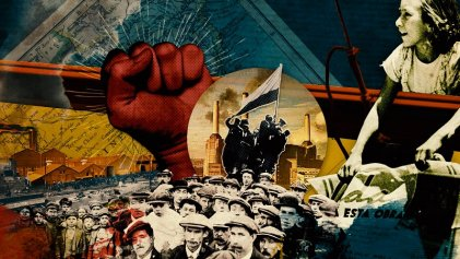 Ideas de la Universidad #4: Guerra civil/Homenaje de Martí a los Mártires/Huelga de la construcción/El fútbol e identidad obrera