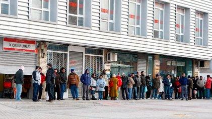 El Estado español suma casi 4 millones de desocupados en medio de la pandemia