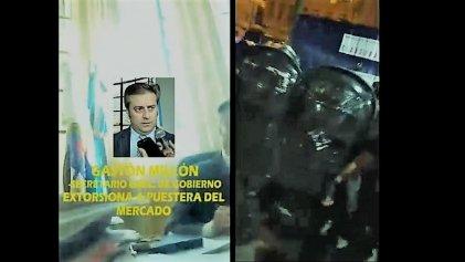 """Funcionario de """"Chuli"""" Jorge extorsiona y desaloja a vendedora de Jujuy"""