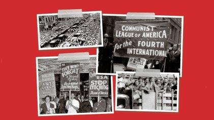 [Novedad editorial] El origen del trotskismo en el corazón del imperialismo norteamericano