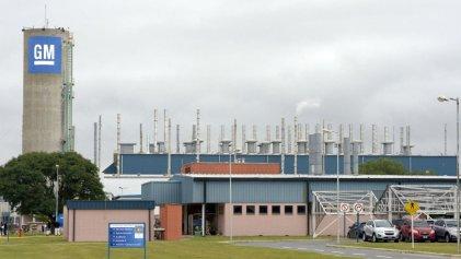 General Motors depositó solo el 20% del salario en la planta de Alvear