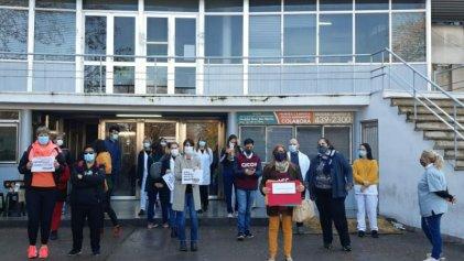 Trabajadores de la salud desmienten a Kicillof sobre la situación sanitaria