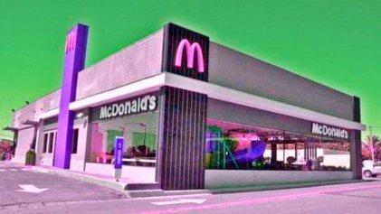 En McDonald's de Campana ocultan casos de Covid-19