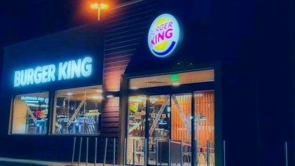 Se confirma caso positivo de covid-19 en Burger King de Campana