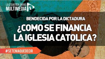 ¿Cómo se financia la Iglesia católica?