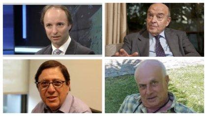 Acuerdo con bonistas: ultraliberales y ortodoxos hacen fila para felicitar a Guzmán