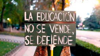 Docentes de Madrid anuncian huelga y movilizaciones para el inicio de las clases