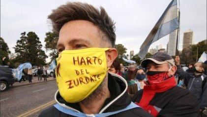 Amenazan al fotógrafo Francisco Guillén del diario La Capital en el Monumento a la Bandera