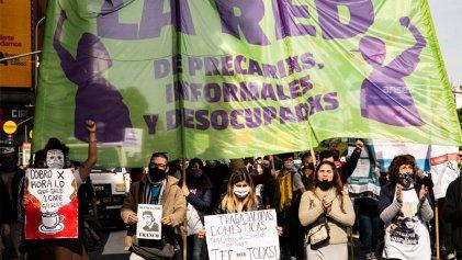 """""""Perdimos el miedo"""": 300 trabajadores en la primera Asamblea Nacional de Comercio"""