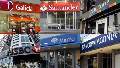 Los bancos argentinos obtuvieron la mayor rentabilidad a nivel mundial en 2019