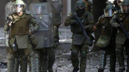 Piñera reafirma su amenaza represiva hacia el aniversario de la rebelión y el plebiscito de octubre