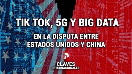 [Claves] TikTok, Big Data y 5G: la tecnología detrás de la disputa entre Estados Unidos y China