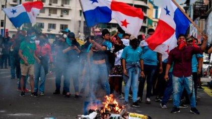 Panamá: universitarios encabezan protestas contra recorte presupuestario