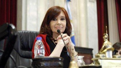 "Cristina Fernández: ""Convirtieron al Poder Judicial en un instrumento para atacar al peronismo"""