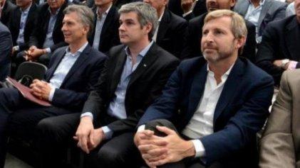 Denuncian a Macri, Peña y Frigerio por venta de inmuebles estatales a empresarios amigos