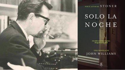 Solo la noche: reseña de un libro de John Williams
