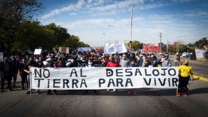 El CEFyL se sumó al rechazo contra el desalojo a las familias de Guernica