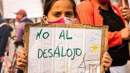 El Centro de Estudiantes de Fonoaudiología se suma al #NoAlDesalojo de las familias de Guernica