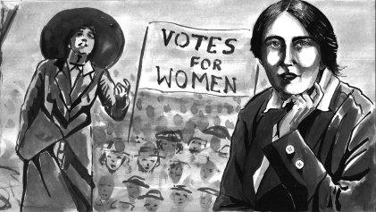 Sylvia Pankhurst: la sufragista que persiguió la revolución