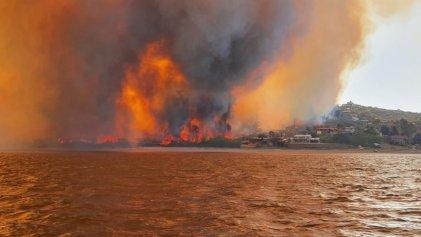Córdoba en llamas: imágenes satelitales de la devastación del bosque nativo