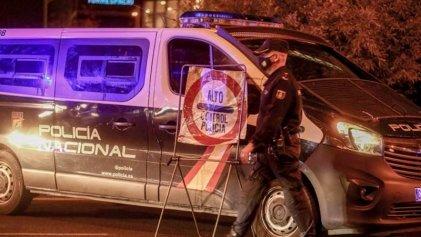 El Gobierno del Estado español quiere declarar el estado de alarma para imponer un toque de queda