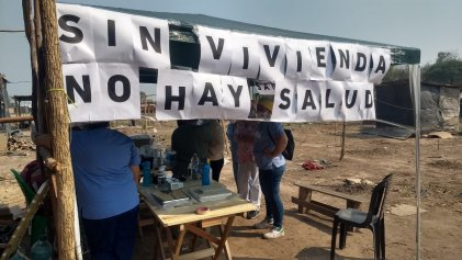 ATE y Cicop: defender la salud pública significa solidaridad con Guernica