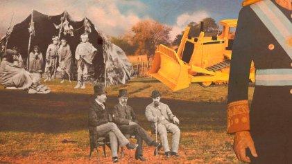 Un cuento patrio: los dueños de la tierra y el canon de la literatura argentina